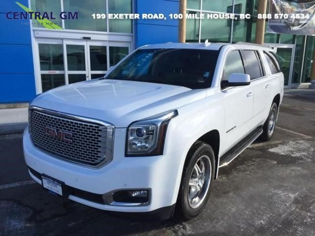2016 GMC Yukon XL SLT in 100 Mile House, British Columbia