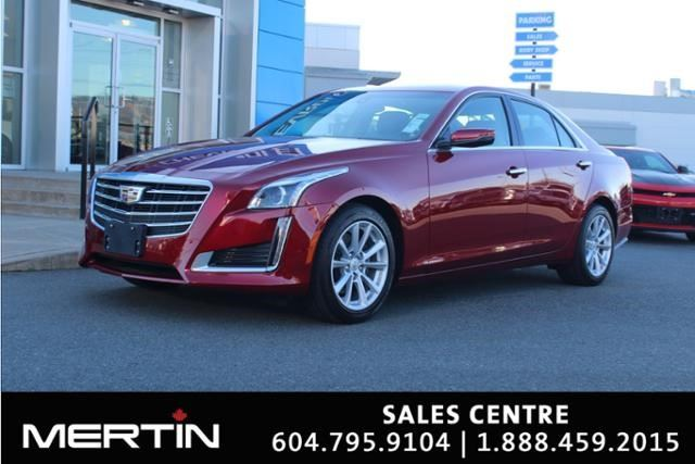 2017 CADILLAC CTS AWD in Chilliwack, British Columbia