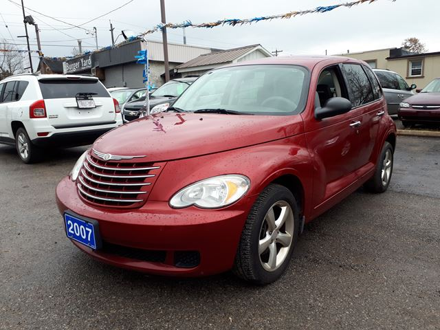 2007 CHRYSLER PT CRUISER certified in Oshawa, Ontario