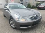 2008 Infiniti G35 Luxury Navigation_Backup Camera_Leather_Sunroof in Oakville, Ontario