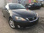 2009 Lexus IS 250 w/Navi_Backup Camera_Bluetooth_Leather_Sunroof in Oakville, Ontario