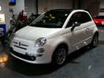 2014 Fiat 500 LOUNGE CONVERTIBLE in Ottawa, Ontario