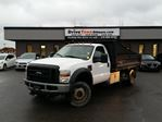 2008 Ford F-550 Super Duty XL 4X4 DUMP TRUCK in Ottawa, Ontario