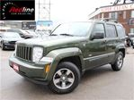 2008 Jeep Liberty North 4X4 AccidentFree-Alloys in Hamilton, Ontario