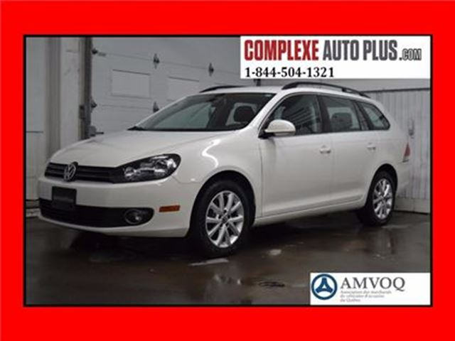 2012 VOLKSWAGEN GOLF TDI Comfortline *DGS, Mags, Banc chauffant in Saint-Jerome, Quebec