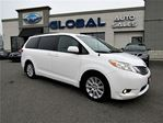 2014 Toyota Sienna XLE FWD 7-Passenger V6 LEATHER SUNROOF in Ottawa, Ontario
