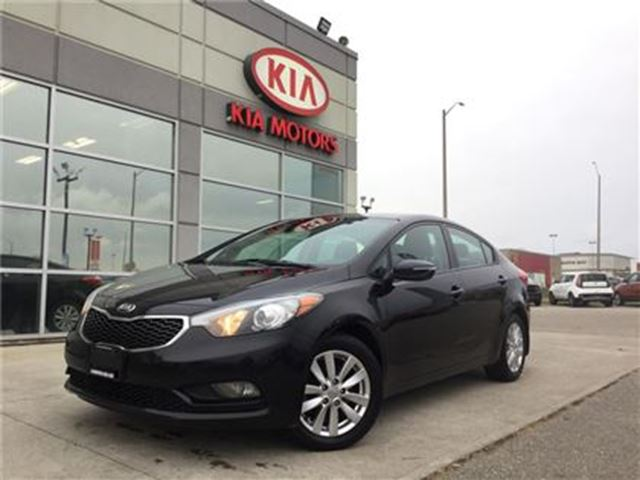 2014 KIA FORTE LX+ SE KIA CERTIFIED PRE-OWNED in Cambridge, Ontario