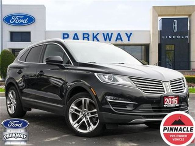 2015 LINCOLN MKC AWD  LOADED  ACCIDENT FREE  $264 BIWEEKLY $0 DOWN in Waterloo, Ontario