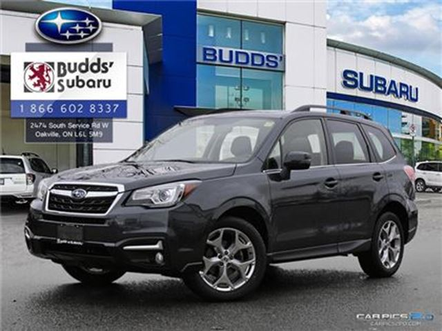 2017 SUBARU FORESTER 2.5i Limited CVT - AWD in Oakville, Ontario