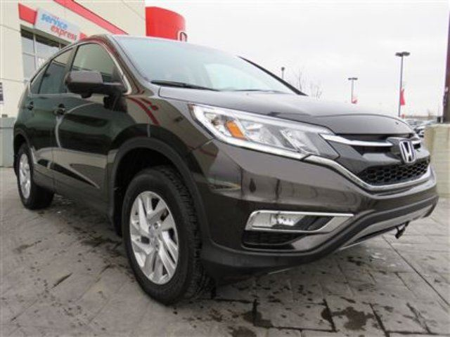 2015 HONDA CR-V EX *No Accidents, One Owner, Local Vehicle* in Airdrie, Alberta