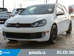 2011 Volkswagen GTI 2 SETS OF TIRES LEATHER ROOF NAVI in Edmonton, Alberta