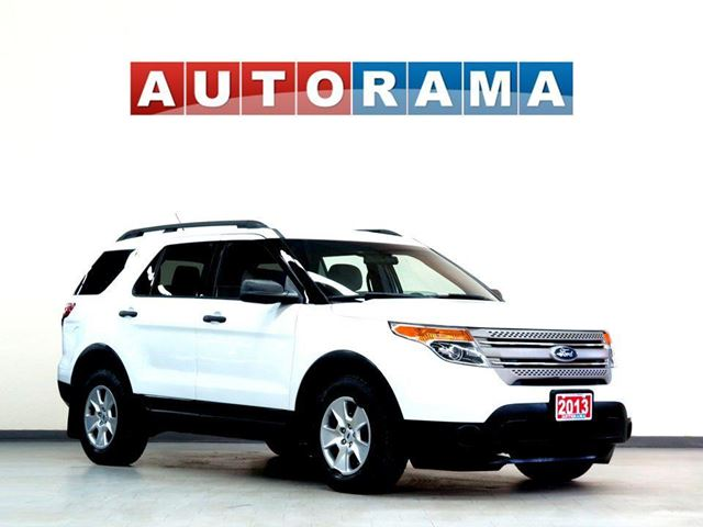 2013 FORD Explorer 4WD 7 PASSEGER in North York, Ontario