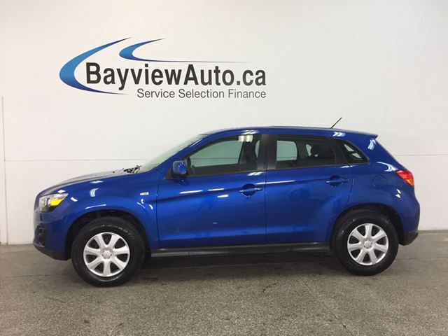 2015 MITSUBISHI RVR - 5 SPEED! 2.0L! HTD STS! CRUISE! 160KM PWRTRAIN! in Belleville, Ontario