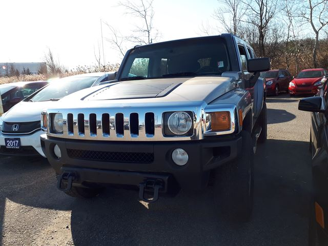 2008 HUMMER H3 SUV Clean Carproof  in Pickering, Ontario