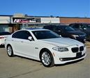 2013 BMW 5 Series xDrive NO ACCIDENTS Fully Loaded Navi Back Cam!!! in Brampton, Ontario