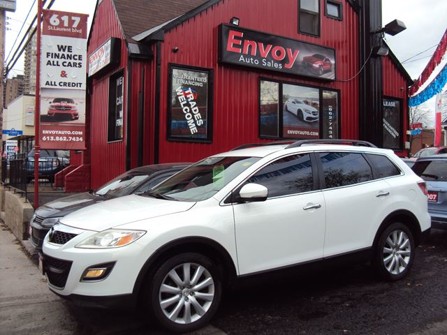 2010 MAZDA CX-9 GT AWD DVD ONE OWNER NO ACCIDENTS!!NAVIGATION!! in Ottawa, Ontario