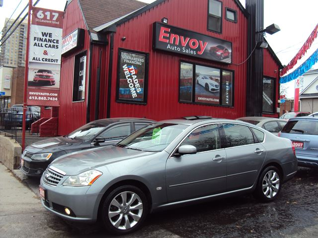 2007 INFINITI M35 AWD!!DVD!!NEW TIRES!!RARE FIND DONT MISS IT!! in Ottawa, Ontario