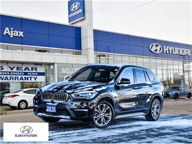 2016 BMW X1 xDrive28i in Ajax, Ontario