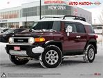 2011 Toyota FJ Cruiser 4.0L V6, 4WD, Manual Transmission in Barrie, Ontario