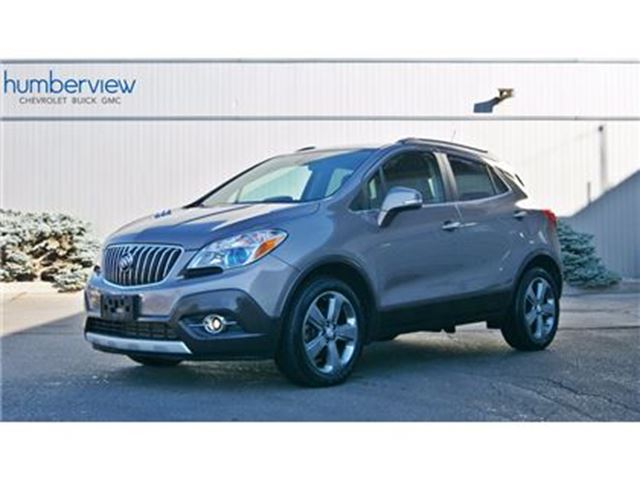 2014 BUICK ENCORE Convenience LOW KM REAR CAM PWR SEAT FOG LIGHTS in Toronto, Ontario