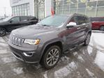 2017 Jeep Grand Cherokee Overland in Trois-Rivieres, Quebec
