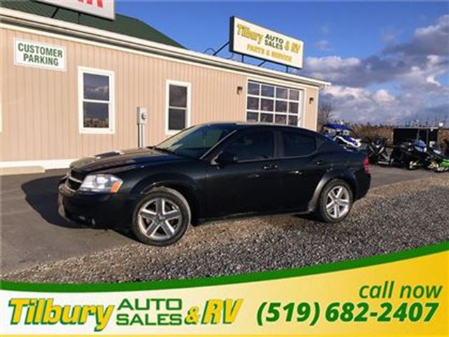2008 DODGE AVENGER SXT. ***AS IS*** CLEAN. BLUETOOTH. in Tilbury, Ontario