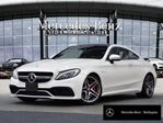 2017 Mercedes-Benz C63 AMG Coupe in Burlington, Ontario