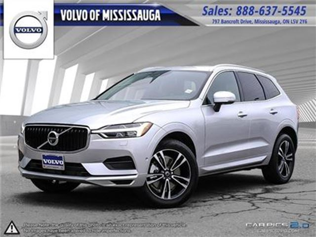2018 VOLVO XC60 T6 AWD Momentum in Mississauga, Ontario