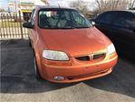 2008 Pontiac Wave SE   ROOF   FRESH TRADE   AS IS in London, Ontario