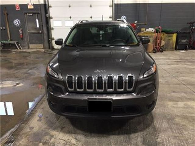2014 JEEP CHEROKEE North   ONE OWNER   4X4 in London, Ontario