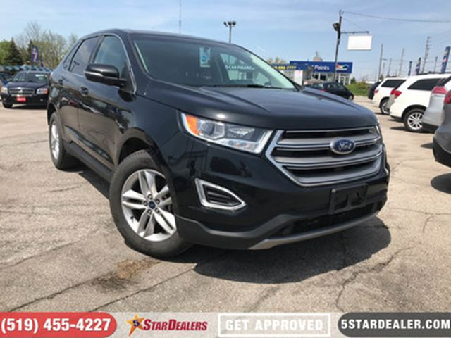 2016 FORD EDGE SEL   AWD   HEATED SEATS   CAM in London, Ontario