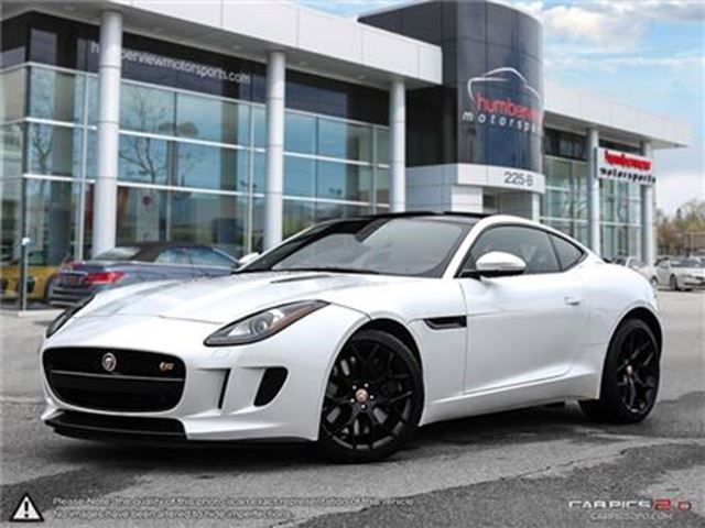 2015 JAGUAR F-TYPE S in Mississauga, Ontario