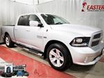 2014 Dodge RAM 1500 SPORT 4X4 5.7L V8 HEMI NAV 8.4 UCONNECT HEAT in Winnipeg, Manitoba