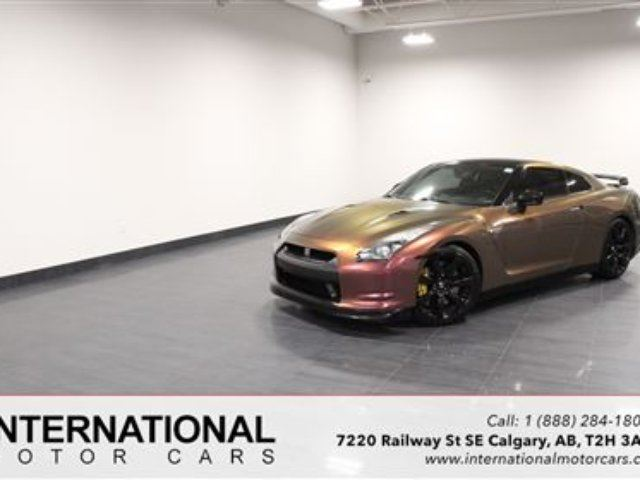 2010 NISSAN GT-R BLOWOUT PRICING!! *LOWEST PRICE IN CANADA* in Calgary, Alberta