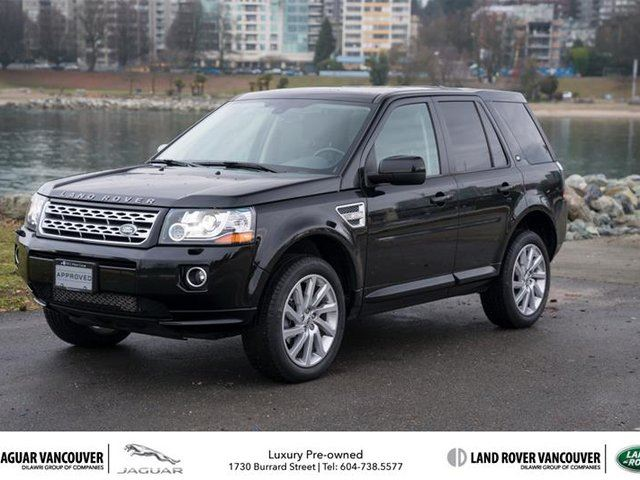 2014 LAND ROVER LR2 HSE in Vancouver, British Columbia