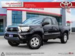 2014 Toyota Tacoma SR5 PACKAGE 4X4 ACCESS CAB 4 CYL MANUAL in Collingwood, Ontario