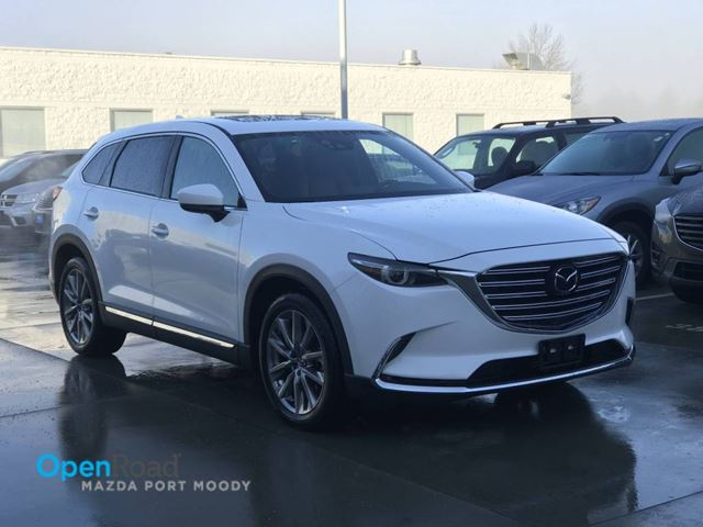 2017 MAZDA CX-9 Signature A/T AWD No Accident Local One Owner B in Port Moody, British Columbia