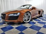 2011 Audi R8 4.2/SPYDER/AWD/NAV/ACCIDENT FREE in Winnipeg, Manitoba