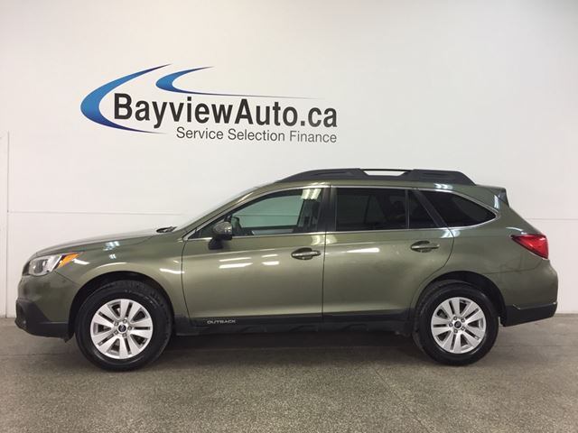 2016 SUBARU OUTBACK TOURING- AWD|SUNROOF|HTD STS|REV CAM|BLUETOOTH! in Belleville, Ontario