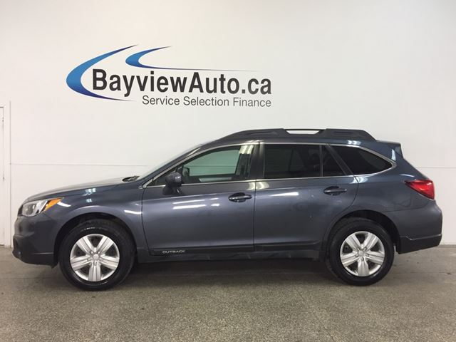2016 SUBARU OUTBACK - AWD|HTD SEATS|REV CAM|BLUETOOTH|CRUISE|A/C! in Belleville, Ontario