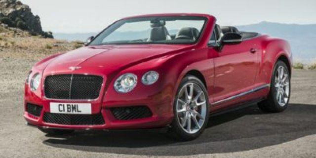 2015 BENTLEY CONTINENTAL GT BASE in Bolton, Ontario