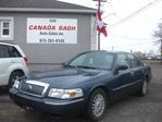 2008 Mercury Grand Marquis LS 102km LOADED!12M.WRTY+SAFETY $5990 in Ottawa, Ontario