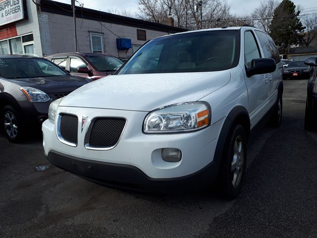 2007 PONTIAC MONTANA SV6 DVD /LOW KM in Scarborough, Ontario