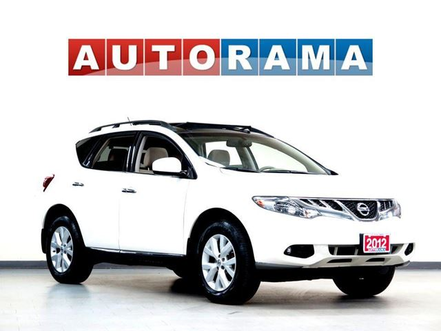 2012 Nissan Murano 4WD SUNROOF BACKUP DAMERA - North York, Ontario
