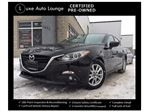 2014 Mazda MAZDA3 GS-SKY - AUTO, HEATED SEATS, SUNROOF, BACK-UP CAMEAR, BLUETOOTH, LOADED! LUXE CERTIFIED PRE-OWNED! in Orleans, Ontario