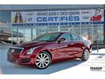 2014 Cadillac ATS CUIR, TOIT OUVRANT,CUE,MAGS 18'' in Montreal, Quebec
