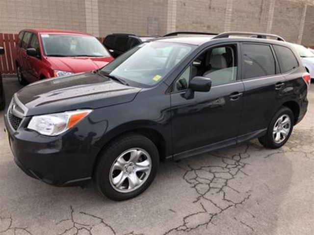 2016 SUBARU FORESTER i in Burlington, Ontario