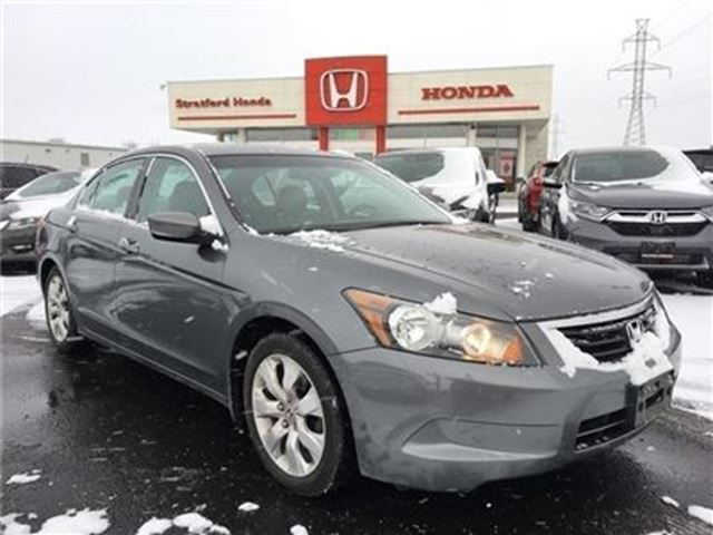 2010 HONDA ACCORD EX-L in Stratford, Ontario
