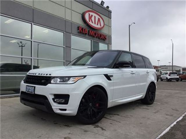 2017 LAND ROVER RANGE ROVER Sport V6 HSE Dynamic in Cambridge, Ontario