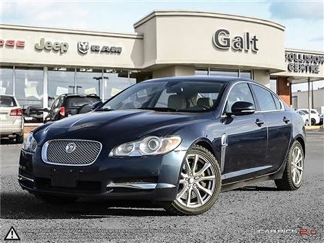 2011 JAGUAR XF PREMIUM   BACK UP CAM HEATED SEATS LEATHER in Cambridge, Ontario